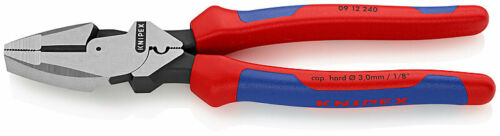 Knipex 0912240 Lineman's Pliers