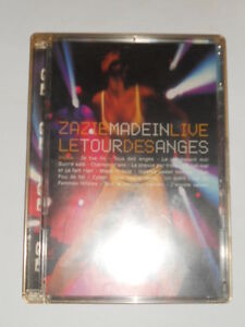 Zazie-Made-In-Live-Le-Tour-Des-Anges-DVD