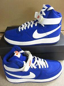 Nike Air Force 1 ALTO rtro Scarpe da Ginnastica alla caviglia uomo 832747 400