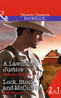 A Lawman's Justice: A Lawman's Justice / Lock, Stock and Mccullen (Sweetwater Ranch, Book 8) by Rita Herron, Delores Fossen (Paperback, 2015)