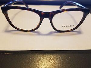 ac3048c77dfca Image is loading Authentic-Versace-Eyeglasses-VE3263B-COLOR-108-Frames-52mm-
