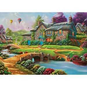 Diamond-Painting-5D-Full-Drill-DIY-Decor-Hometown-Embroidery-Cross-Stitch-Kit