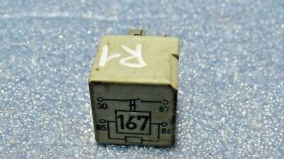 KFZ-Relais Kraftstoffpumpe Nr.167 Modell:191906383C Das Original.VW Audi