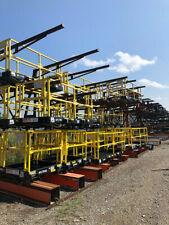 Jlg Telehandler Work Platform Forklift Man Basket 4 X 8 Skytrak