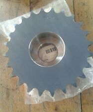 TSUBAKI RS80-24 CHAIN SPROCKET 24 TOOTH in bag marked FDG4800-1002-1015