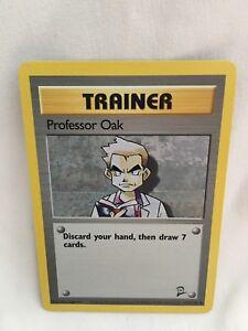 PROFESSOR OAK 116//130 POKEMON LOT B