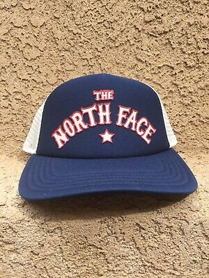 The North Face Womens One Size Americana Snapback Trucker Hat   Cap ... 9ccdee710fe