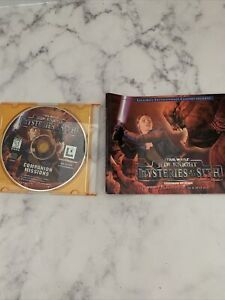 STAR WARS JEDI KNIGHT MYSTERIES OF THE SITH COMPANION MISSIONS PC GAME