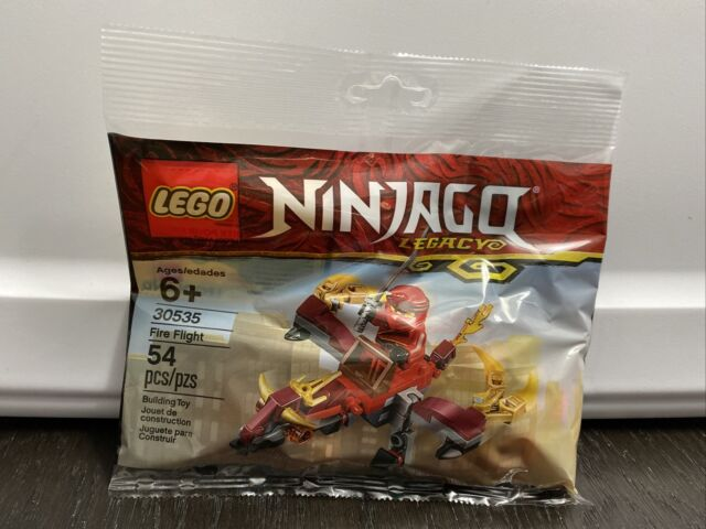 Lego Ninjago Legacy 30535 Fire Flight Polybag