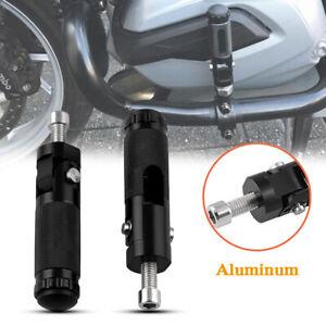 Aluminum Folding Footpegs Rider Foot Rest Pegs Set Rearset For Dirt Pit Bike