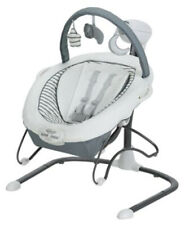 Graco Baby Duet Sway LX Swing with Portable Bouncer Holt NEW