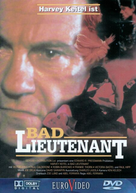 BAD LIEUTENANT / DVD - TOP-ZUSTAND