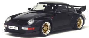 GT SPIRIT 1 18 Scale PORSCHE 911 (993) GT - DARK blueE