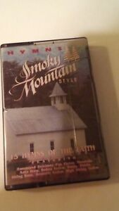 Smoky Mountain Hymns [Jive] by Various Artists (Cassette, Apr-1995, Brentwood R…