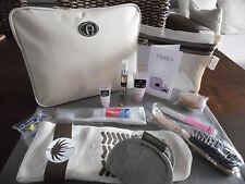 SAUDIA Business Class AIGNER Ipad Amenity Kit Bag Trousse Neceser Kulturbeutel