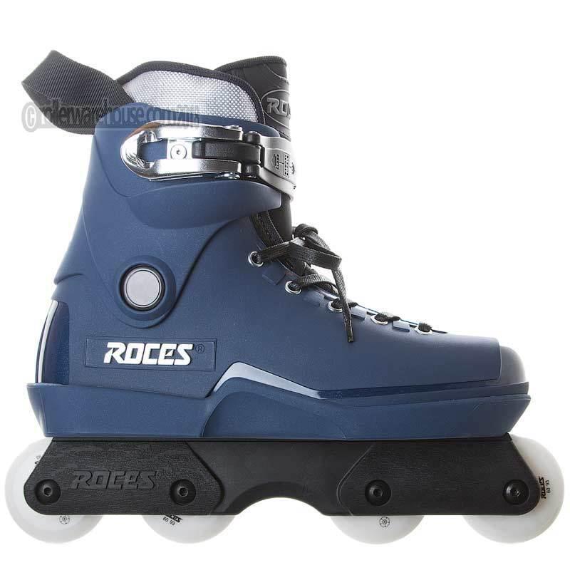 Roces M12 Lo Blau Joe Atkinson Aggressive Inline Skates US  Herren 12.0 NEW
