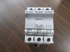 CHC C2 BUSS BUSSMANN FUSE HOLDER 30A 30 AMP 600 VOLT CHCC2