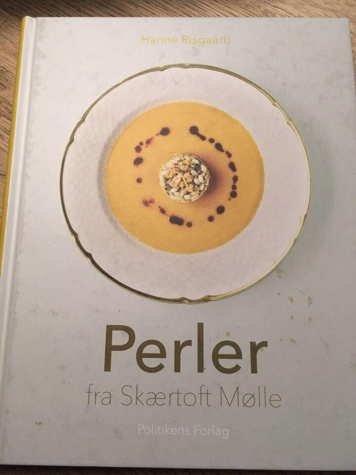 Perler - fra Skærtoft Mølle, Hanne Risgaard, emne: mad og