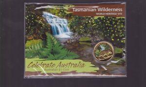 2010-Celebrate-Australia-Tasmanian-Wilderness-World-Heritage-1-Coin-Tasmania