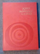 JOIES DEL ROMANIC CATALA (Enciclopedia Catalana) libro gran formato, en catalán
