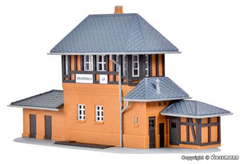 Kibri N 37402 Stellwerk Grunzbach NEU//OVP