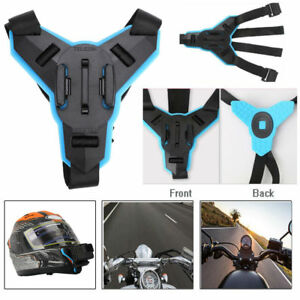 Details About Motorcycle Helmet Chin Mount Holder For Gopro Hero 6 5 4 Xiaomi Yi Action Camera
