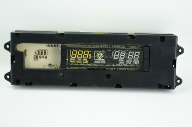 GE WB27T10077 Electronic Range Control on