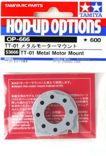 Tamiya 53666 OP666 TT-01 Metal Motor Mount