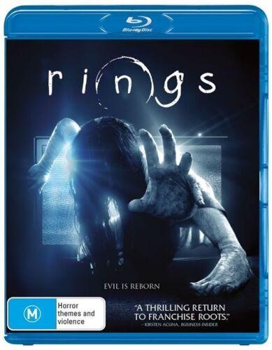 1 of 1 - Rings (Blu-ray, 2017)