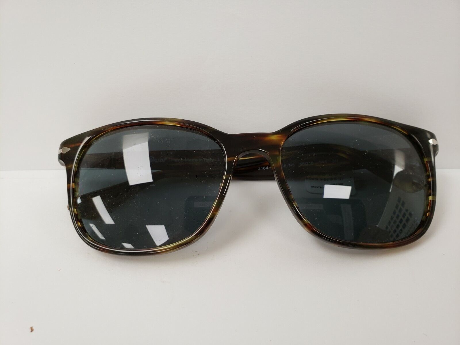 (I-5345) Persol Sunglasses- Brown
