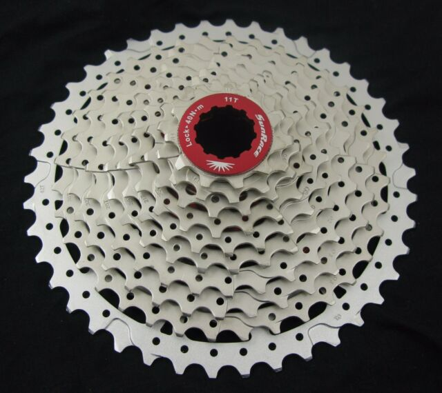 Sunrace Mx3 Mountain Bike Bicycle Shimano 10 Speed Cassette 11-40t Or 42t Bicycle Components & Parts Cycling