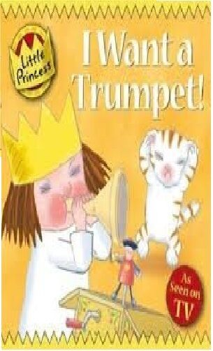 LITTLE PRINCESS _ I WANT A TRUMPET ! _   AS SEEN ON TV _ BRAND NEW _ FREEPOST UK