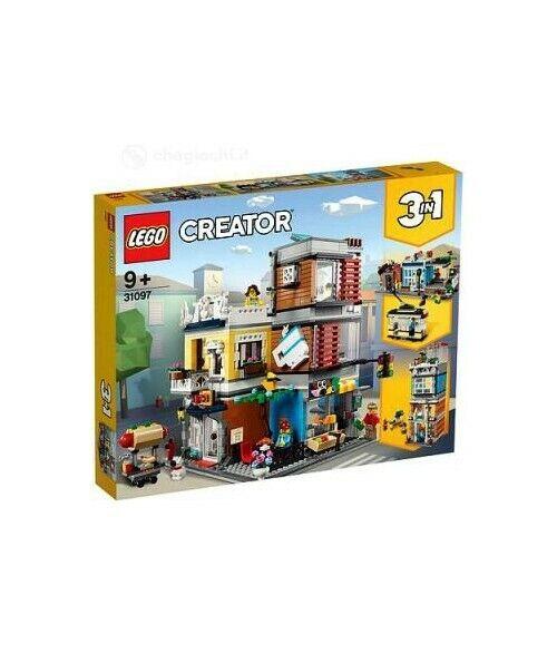 Lego - Lego  Creator 31097 Negozio degli Animali & Café - 5702016367911  molte concessioni