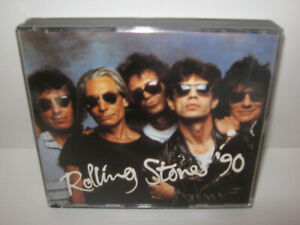 THE-ROLLING-STONES-Rolling-Stones-90-2CD