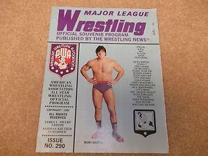 Vintage-1982-Major-League-Wrestling-Official-AWA-Souvenir-Program-Rick-Martel