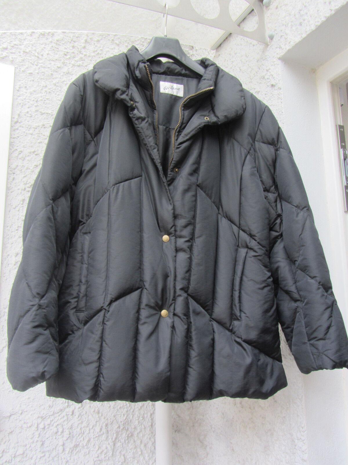 Avitano Winter Jacke schwarz Gr. 48 NEUW