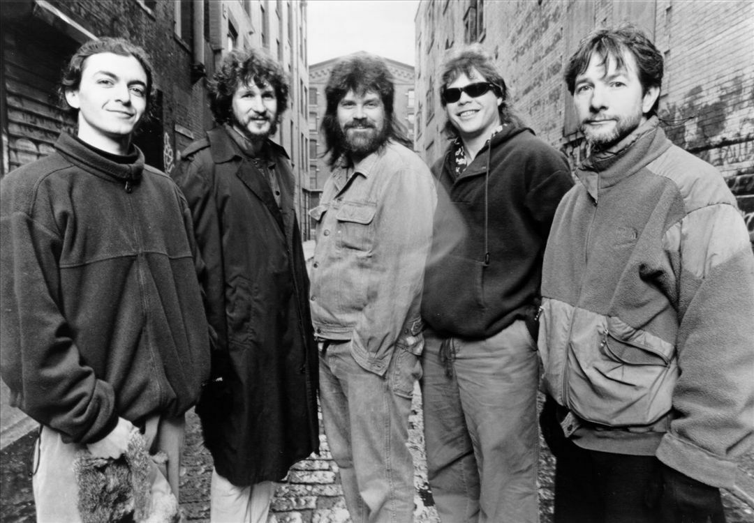 Leftover Salmon Tickets (21+ Event)