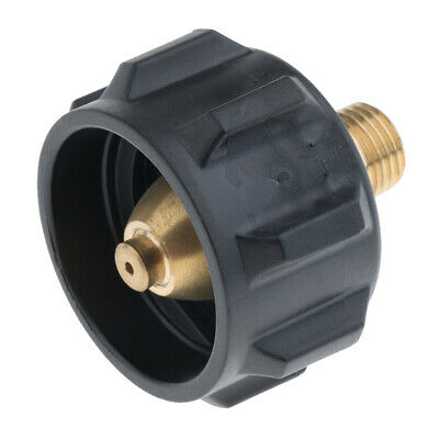 LP Propane Systems Quick Connect Adapter Fittings 10mm Thread 6mm Plug