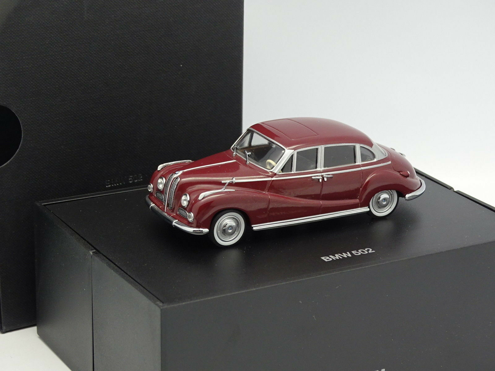 Minichamps 1 43 - BMW 502 502 502 Rojo 7998cd