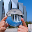 thumbnail 2 - 60mm Photography Crystal Ball Sphere Decoration Lens Photo Prop Lensball Clear
