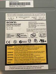 lecteur graveur dvd interne Sony DDU1612