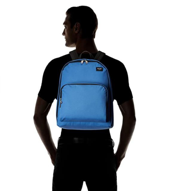 Jack Spade Mens Solid Ripstop Bookpack