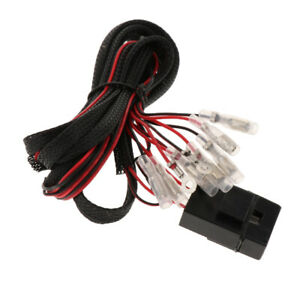angel eyes halo rings led or ccfl wiring harness kit with fade onimage is loading angel eyes halo rings led or ccfl wiring