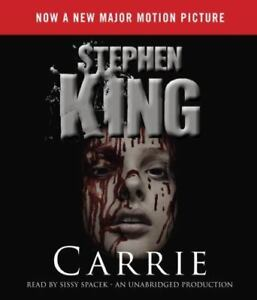 Carrie audiobook free