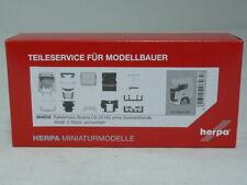 1//87 Herpa conductor casa scania CS 20 HD sin parasol 2 unidades son montados...