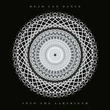 DEAD CAN DANCE Into The Labyrinth CD 2016