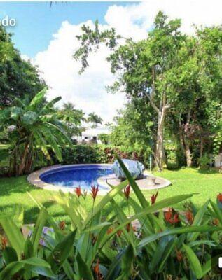 Renta en cancun casa lagos del sol