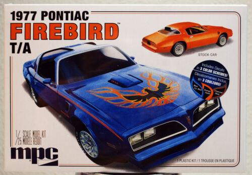 1977 Pontiac Firebird T//A 1:25 MPC 916 wieder neu 2019