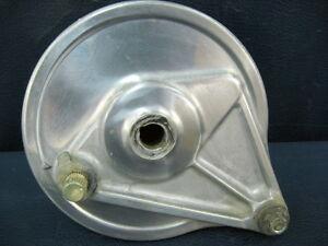 Honda-CM185-Rear-Wheel-Brake-Hub-Panel-Plate-Twinstar-CM185T-1978