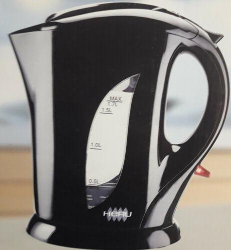 Wasserkocher 1,7 Liter 2200 W Teekocher Kettle Farbwahl